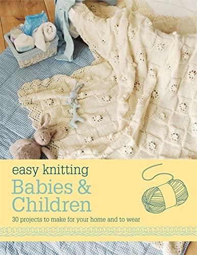 9780600627555: Easy Knitting: Babies & Children