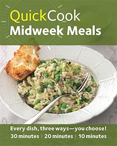 Quick Cook Midweek Meals (Hamlyn Quickcook): Hamlyn