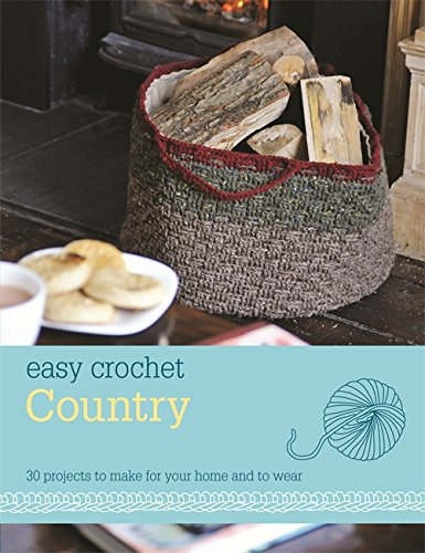 9780600628330: Easy Crochet: Country
