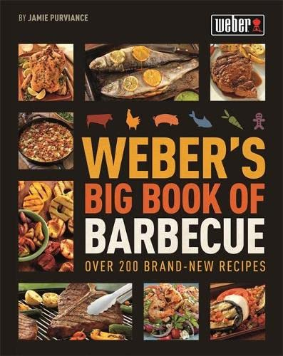 9780600628835: Weber's Big Book of Barbecue