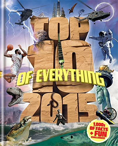9780600628866: Top 10 of Everything 2015