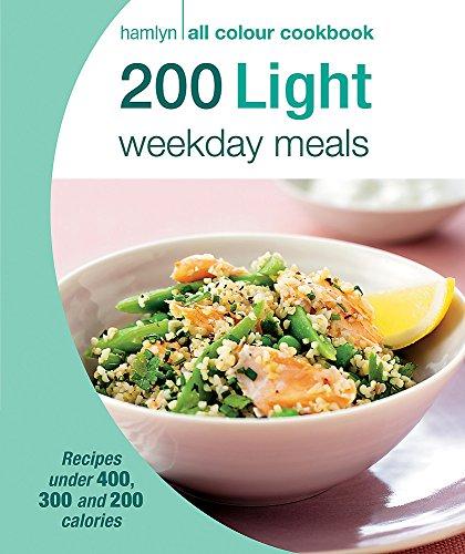 9780600628989: 200 Light Weekday Meals: Hamlyn All Colour Cookbook