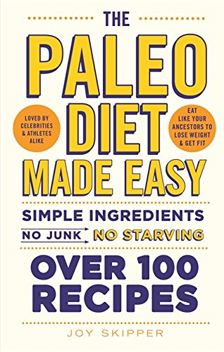 9780600629320: The Paleo Diet Made Easy: Simple ingredients - no junk, no starving