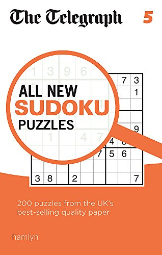 The Telegraph: All New Sudoku Puzzles (Telegraph Puzzle Books): Telegraph Media Group