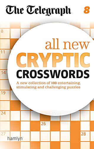 9780600631170: The Telegraph: All New Cryptic Crosswords 8 (The Telegraph Puzzle Books)