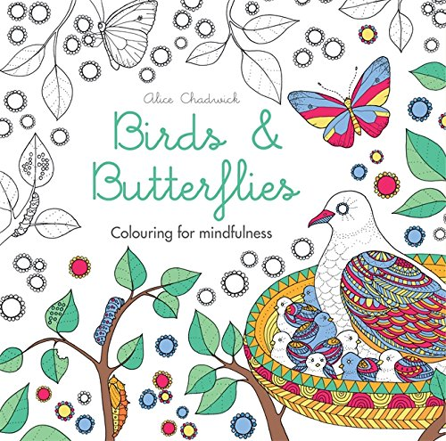 9780600632092: Birds & Butterflies: Colouring for mindfulness