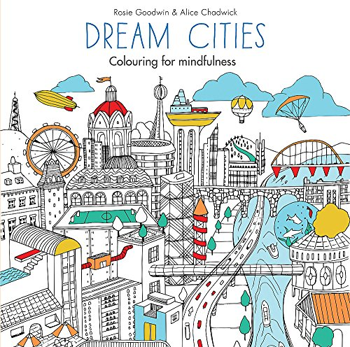 9780600632108: Dream Cities (Colouring for Mindfulness)
