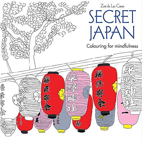 9780600632122: Secret Japan: Colouring for mindfulness