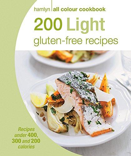9780600632139: 200 Light Gluten-Free Recipes: Hamlyn All Colour Cookbook (Hamlyn All Colour Cookery)