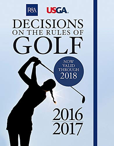 9780600632160: Decisions on the Rules of Golf (Royal & Ancient)