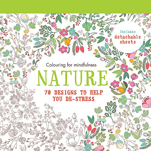 9780600632412: Nature (Colouring for Mindfulness)