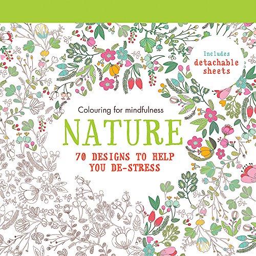 9780600632412: Nature: 70 Designs to Help You De-Stress