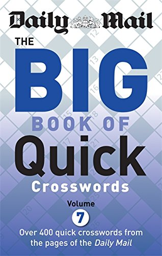 9780600632658: Daily Mail Big Book of Quick Crosswords Volume 7 (The Daily Mail Puzzle Books)