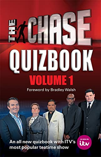 9780600632801: The Chase Quizbook Volume 1: The Chase is on!