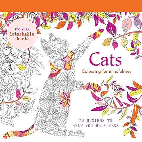 9780600633006: Cats (Colouring for Mindfulness)