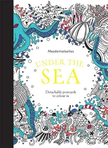 9780600633099: Under the Sea Postcards (Colouring for Mindfulness)
