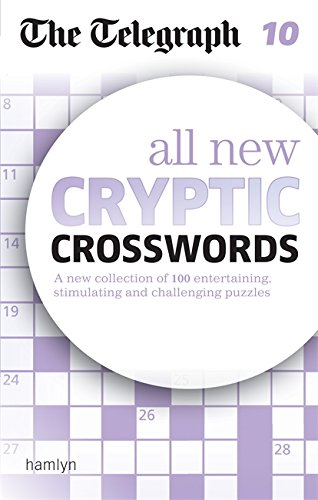 9780600633112: The Telegraph: All New Cryptic Crosswords 10 (Telegraph Puzzle Books)