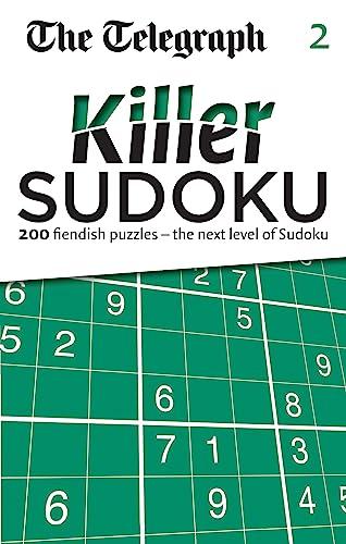 9780600633136: The Telegraph: Killer Sudoku 2 (Telegraph Puzzle Books)