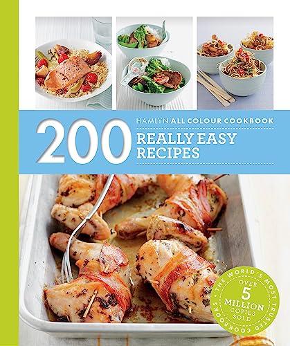 9780600633310: 200 Really Easy Recipes: Hamlyn All Colour Cookbook (Hamlyn All Colour Cookery)