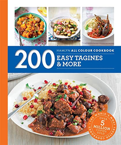 9780600633419: 200 Easy Tagines and More