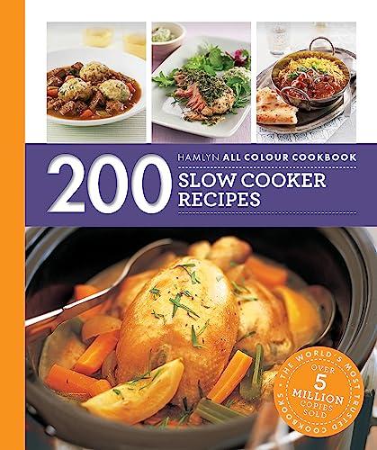 9780600633495: Hamlyn All Colour Cookery: 200 Slow Cooker Recipes: Hamlyn All Colour Cookbook