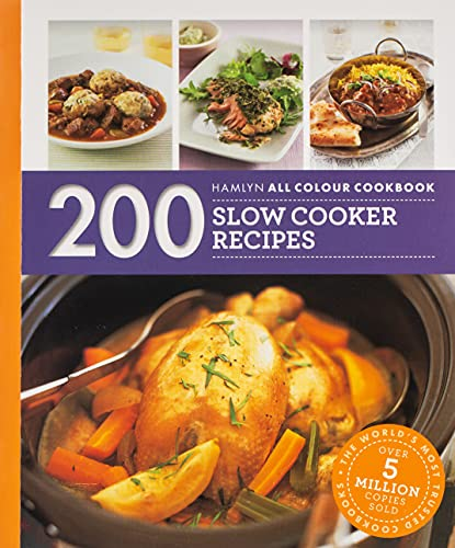 9780600633495: Lewis, S: Hamlyn All Colour Cookery: 200 Slow Cooker Recipes: Hamlyn All Colour Cookbook