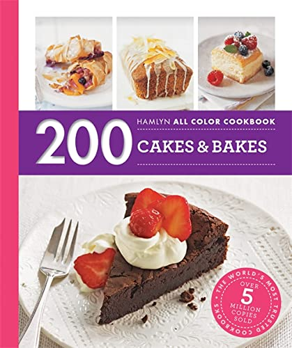 9780600633525: 200 Cakes & Bakes (Hamlyn All Color)