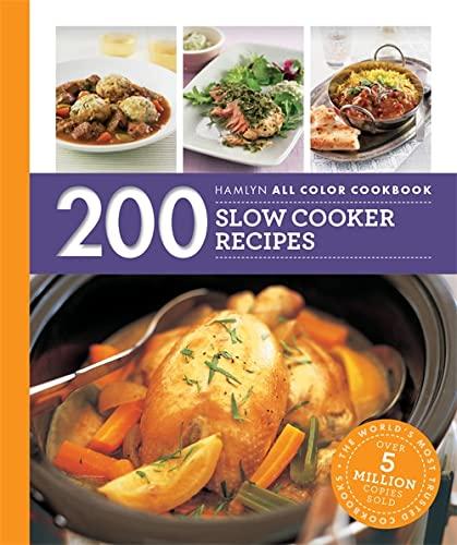 9780600633631: Hamlyn All Colour Cookery: 200 Slow Cooker Recipes: Hamlyn All Colour Cookbook