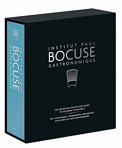 9780600634171: Institut Paul Bocuse Gastronomique: The Definitive Step-by-Step Guide to Culinary Excellence: Key Techniques, Ingredients and Recipes Explained in 1,800 Photographs