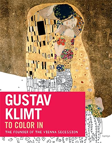 9780600634300: Klimt: the colouring book