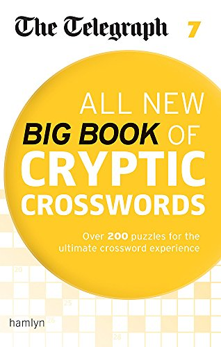 9780600634430: The Telegraph All New Big Book of Cryptic Crosswords 7 (The Telegraph Puzzle Books)