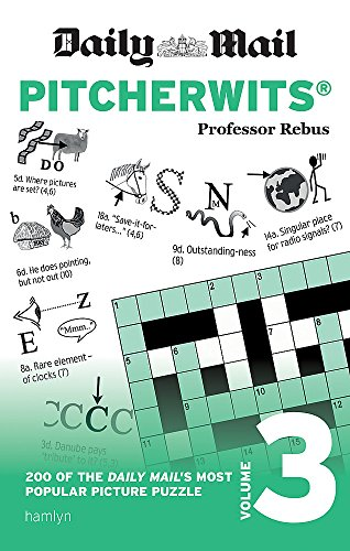 9780600634911: Daily Mail Pitcherwits – Volume 3 (The Daily Mail Puzzle Books)