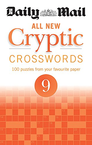 9780600634966: Daily Mail All New Cryptic Crosswords 9 (The Daily Mail Puzzle Books)
