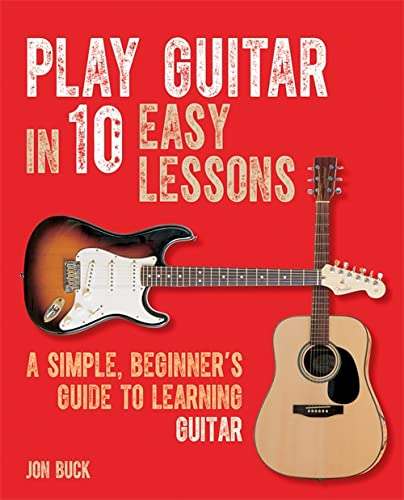 9780600635048: Play Guitar in 10 Easy Lessons