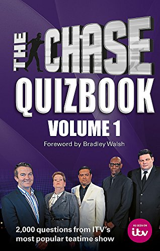 9780600635345: The Chase Quizbook Volume 1: The Chase is on!