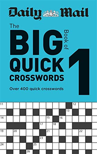 9780600636281: Daily Mail Big Book of Quick Crosswords Volume 1 (The Daily Mail Puzzle Books)