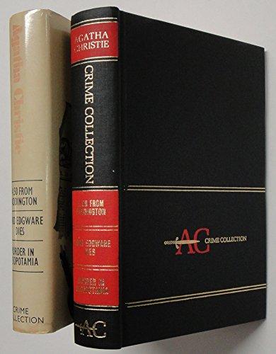 Agatha Christie. Crime Collection. 4.50 From Paddington.: Agatha Christie