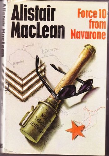 9780600773085: Force 10 From Navarone