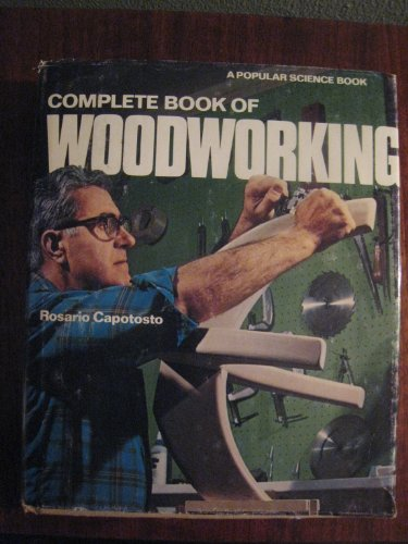 9780601061310: Complete Book of Woodworking