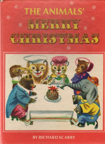 9780601070145: Animals Merry Christmas