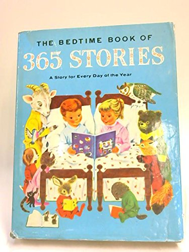 9780601070503: The Bedtime Book of 365 Stories