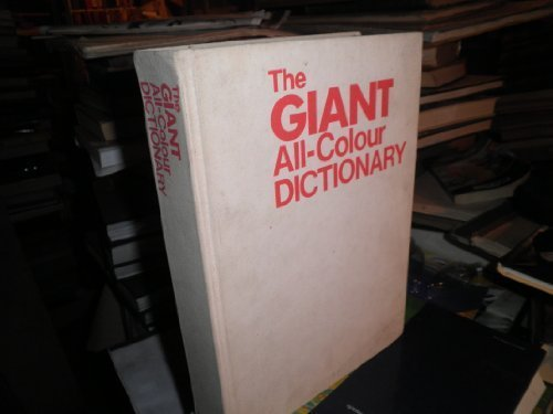 Giant All Colour Dictionary: Watters, G.