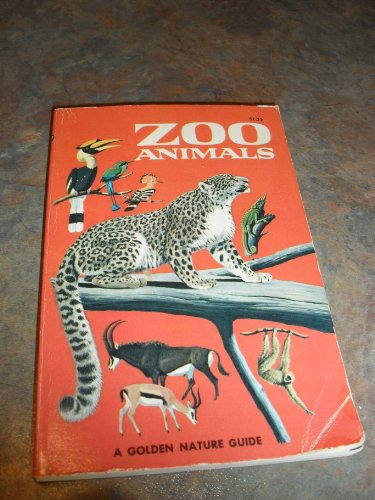 Zoo Animals (Little Guides in Colour) (0601079760) by Donald F. Hoffmeister