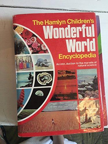Children's Wonderful World Encyclopedia: unknown