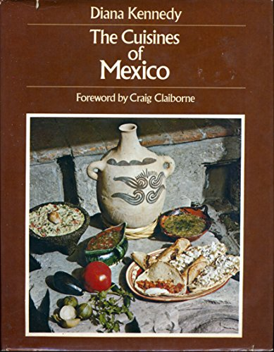 9780601234431: Cuisines of Mexico