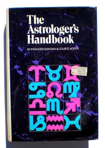 9780601373475: Astrologers Handbook