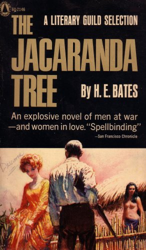 9780602146603: The jacaranda tree