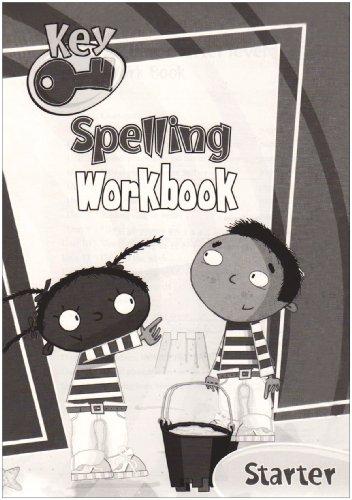 9780602206406: Key Spelling Starter Level 1 Work Book