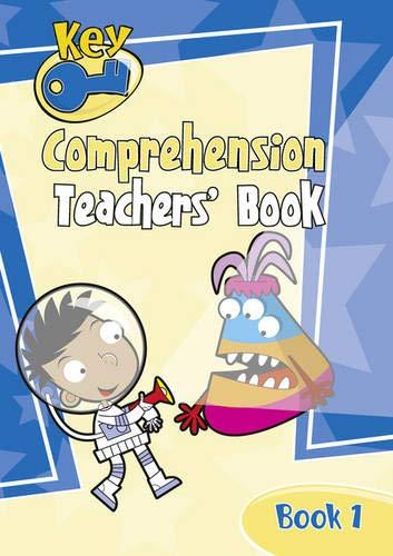 9780602206642: Key Comprehension: Key Comprehension New Edition Teachers' Handbook 1 Teachers' Handbook 1: Bk. 1 (KEY COMPREHENSION -REVISED EDITION)