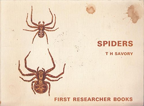9780602216207: SPIDERS - T. H. Savory